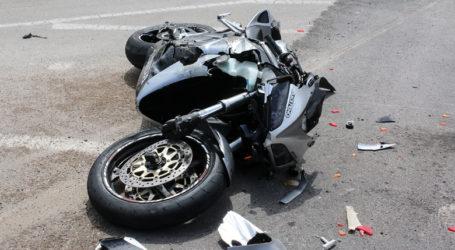 Τροχαίο ατύχημα στον Περιφερειακό δρόμο του Βόλου