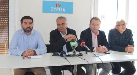 Π. Σκουρλέτης από Λάρισα: «Παταγώδης αποτυχία η διαχείριση του μεταναστευτικού από την κυβέρνηση»