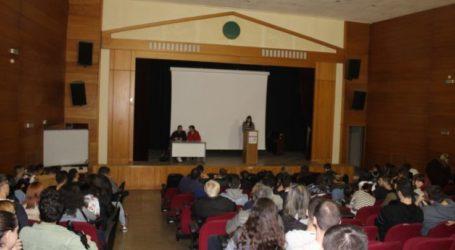 Εκδήλωση με θέμα «Από το ΤΕΙ στο Πανεπιστήμιο» πραγματοποιήθηκε στη Λάρισα (φωτο)