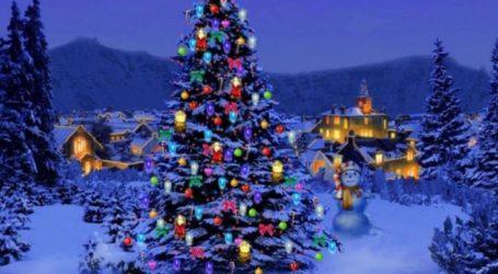 Ανάβει το Χριστουγεννιάτικο Δέντρο στον Πέρα Μαχαλά