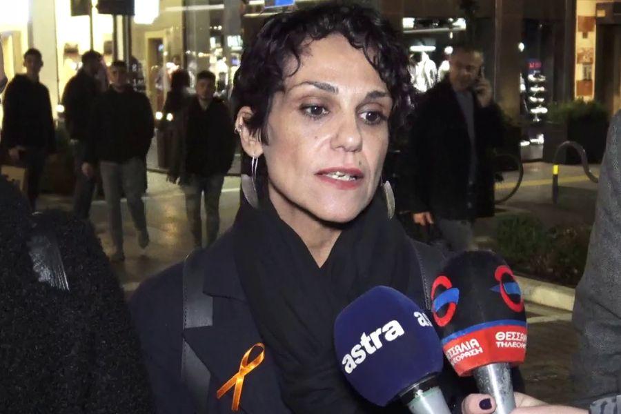 Μήνυμα για την εξάλειψη της βίας κατά των γυναικών σε ανοιχτή εκδήλωση στη Λάρισα (φωτο - βίντεο)