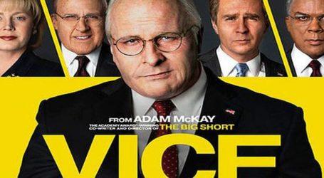 Η ταινία «Vice: Ο Δεύτερος στην Ιεραρχία» θα προβληθεί σε Μεταξουργείο και Αχίλλειον