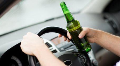 Βόλος: Οδηγούσε μεθυσμένος και συνελήφθη, αφού προκάλεσε τροχαίο ατύχημα