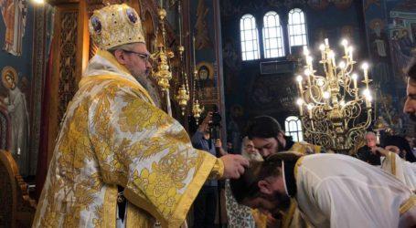 Χειροτονήθηκε νέος διάκονος για τη Μητρόπολη Λαρίσης από τον Ιερώνυμο (φωτο)