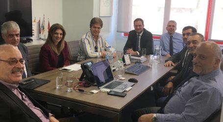 Η ακτοπλοϊκή σύνδεση των Β. Σποράδων στο επίκεντρο συνάντησης στην Αθήνα