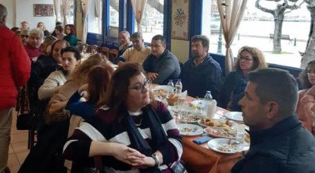 Χριστουγεννιάτικη εκδήλωση για τους εργαζόμενους του Δήμου Σκοπέλου [εικόνες]