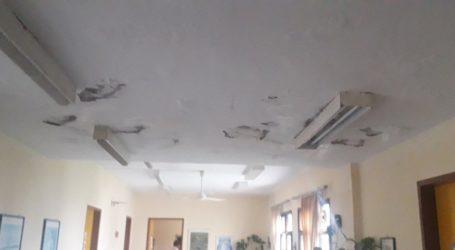 Καταρρέει το Κέντρο Υγείας Ζαγοράς [εικόνες]