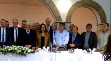 Συμμετοχή του Δήμου Βόλου στο νέο ΔΣ του Δικτύου Μαρτυρικών Πόλεων και Χωριών με εκπρόσωπο την Αντιδήμαρχο Γεωργία Μποντού Τοκαλή