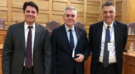 """Χαρακόπουλος: Δεν είναι """"φυσικό φαινόμενο"""" η κατάρρευση των τιμών γάλακτος"""