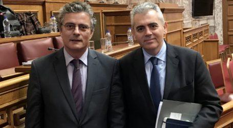 Χαρακόπουλος: Ανάγκη νέων φυλακών με σύγχρονες διεθνείς προδιαγραφές