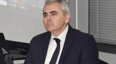 Χαρακόπουλος στην Περιφέρεια: Σύσκεψη με Καραμανλή για οδικό χάρτη για δρόμο Λάρισα – Φάρσαλα