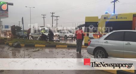 Βόλος: Δείτε νέο βίντεο από τα πρώτα δευτερόλεπτα του ατυχήματος στην οδό Λαρίσης