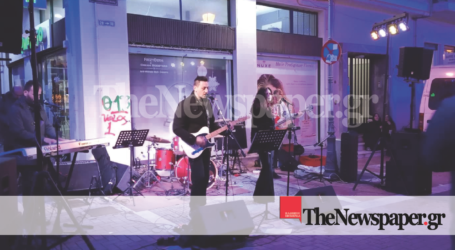 Όλος ο Βόλος μια γιορτή – Υπαίθριες συναυλίες στο κέντρο της πόλης με άρωμα Χριστουγέννων [εικόνες]