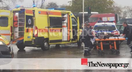 Βόλος: Νεκρή γυναίκα κάτω από τις ρόδες νταλίκας σε φρικτό τροχαίο δυστύχημα [αποκλειστικές εικόνες και βίντεο]
