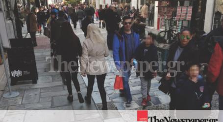 Βόλος: Αυξημένη κίνηση σήμερα στην εμπορική αγορά – Δείτε αναλυτικά το εορταστικό ωράριο [εικόνες]