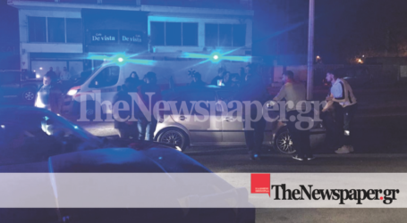 ΤΩΡΑ: Σοβαρό τροχαίο ατύχημα στον Βόλο [αποκλειστικές εικόνες]