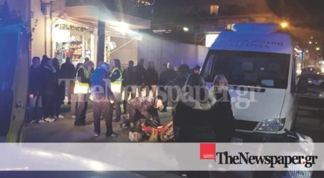 Βόλος: Σοβαρό τροχαίο ατύχημα με μηχανάκι – Ένας τραυματίας [σκληρές εικόνες]