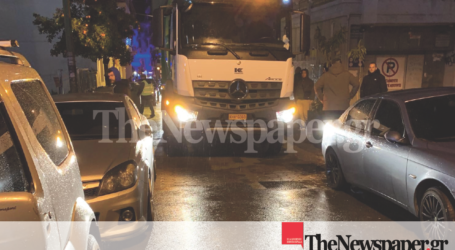 ΤΩΡΑ: Οδηγός προκάλεσε χάος στο κέντρο του Βόλου [εικόνες]