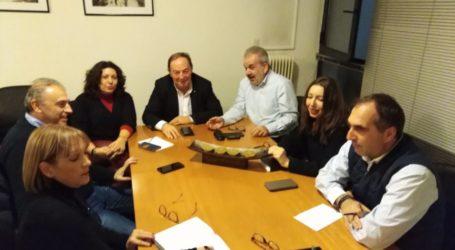 Συνεργασία του Μορφωτικού Ιδρύματος της ΕΣΗΕΘΣΤΕ-Ε με το Δήμο Λαρισαίων