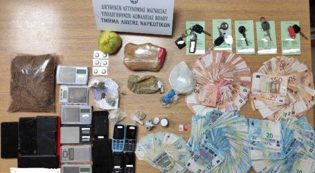 Βόλος: Εξαρθρώθηκαν δύο εγκληματικές οργανώσεις με ηρωίνη
