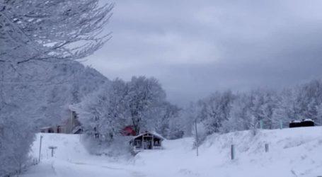 Πήλιο: Ποιες πίστες του Χιονοδρομικού κέντρου θα είναι ανοιχτές