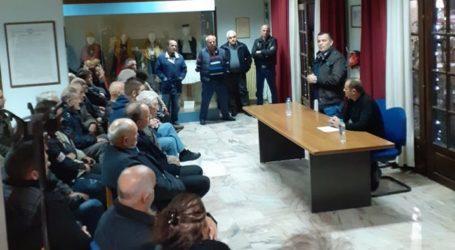 Σε δραματική οικονομική κατάστασηοι ελαιοπαραγωγοί της Μαγνησίας – Συνάντηση με Μπουκώρο στον Πτελεό