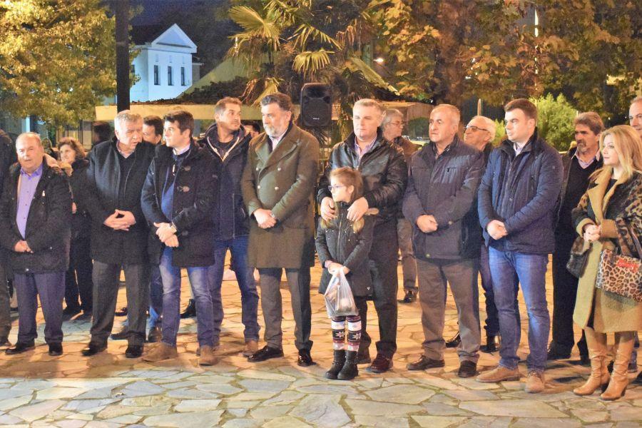 Συνεχίζονται οι Χριστουγεννιάτικες εκδηλώσεις στο Δήμο Κιλελέρ