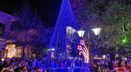 Συνεχίζονται οι χριστουγεννιάτικες εκδηλώσεις στονΔήμο Ρήγα Φεραίου