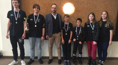 Νέα πανελλήνια σκακιστική επιτυχία στο Βελεστίνο για τα αδέρφια Τσαρσιταλίδη