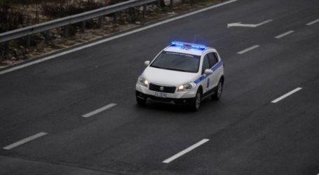 Πανδαιμόνιο! Οδηγούσε ανάποδα στην εθνική οδό Βόλου – Λάρισας