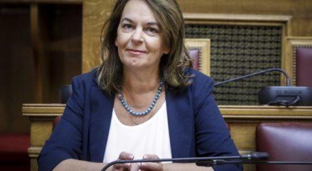Αναφορά της Κατερίνας Παπανάτσιουσχετικά με την αποζημίωση ελαιοπαραγωγών του Δήμου Ν. Πηλίου