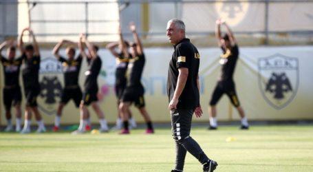 Το… περίεργο κλίμα στην προπόνηση της ΑΕΚ και το μήνυμα από Κωστένογλου – Ποδόσφαιρο – Super League 1 – A.E.K.