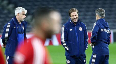 Προπονείται για… ντέρμπι ο Ολυμπιακός, επέστρεψε ο Γκιγέρμε – Ποδόσφαιρο – Super League 1 – Ολυμπιακός