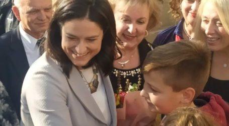 """Δυσαρέσκεια στο δήμο Λαρισαίων για την επίσκεψη της Κεραμέως – Η δεύτερη υπουργός που """"αγνόησε"""" το δήμαρχο!"""