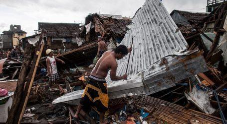 Τρεις νεκροί από το πέρασμα του τυφώνα Καμούρι στις Φιλιππίνες