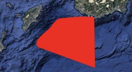 """Η Τουρκία """"κλείνει"""" με Navtex περιοχή στο νότιο Αιγαίο"""