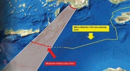 Επιστολή συμπαράστασης προς το στρατηγικής σημασίας νησί