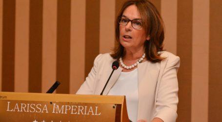Οικονομικό φροντιστήριο στα μέλη του ΣΥΡΙΖΑ στον Βόλο από την Κατερίνα Παπανάτσιου