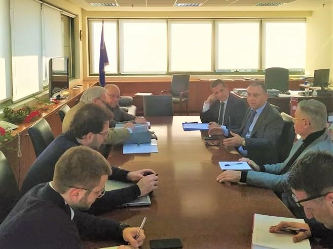 Με πρωτοβουλία Κέλλα σύσκεψη στο Υπουργείο Περιβάλλοντος - Νέα κυβερνητική διαβεβαίωση για τα έργα του Αχελώου