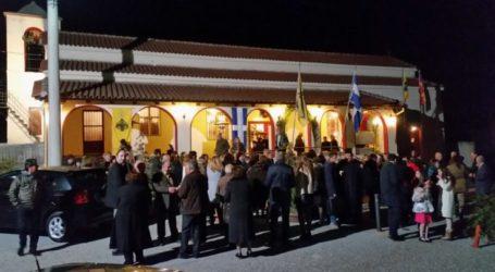 Πανηγυρίζει ο ιερός Ναός του Αγίου Σπυρίδωνα στην Κοιλάδα