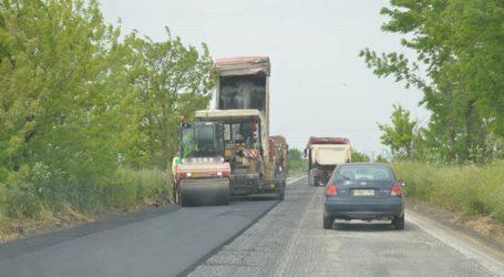 Δημοπρατείται η μελέτη για την ανακατασκευή της παλαιάς Εθνικής Οδού Βόλου – Λάρισας