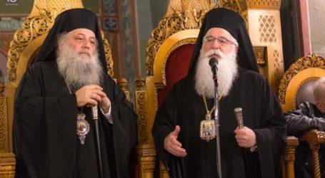 Δημητριάδος Ιγνάτιος:«Ο Άγιος Νικόλαος να φωτίζει τους ηγέτες μας»