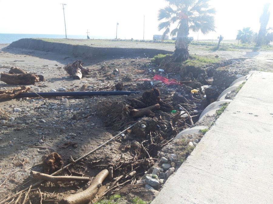 Στις πληγείσες από την κακοκαιρία περιοχές της Αγιάς περιφερειακοί σύμβουλοι της παράταξης «Η Θεσσαλία στη Καρδιά μας»