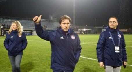 «Πιστεύουμε στην πρόκριση με Άρσεναλ, αξίζουμε τους τίτλους και θα τους πάρουμε» – Ποδόσφαιρο – Super League 1 – Ολυμπιακός