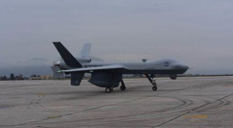 Συναρπαστικές επιδείξεις στον αέρα της Λάρισας από το MQ-9 Guardian στην 110 Π.Μ. – Δείτε φωτογραφίες