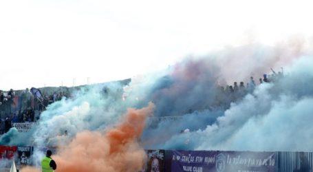 Η «απόβαση» των οπαδών της Νίκης στην Βέροια (pic)