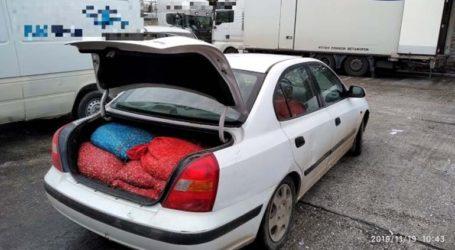 Σύλληψη για παράνομη μεταφορά οστράκων ακατάλληλων για κατανάλωση