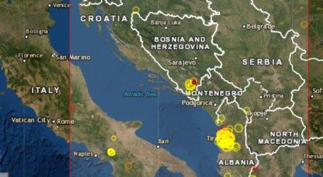 Σεισμός 4,2 Ρίχτερ στη Βοσνία