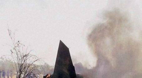 Εννέα νεκροί, εκ των οποίων δύο παιδιά, από συντριβή μικρού αεροσκάφους