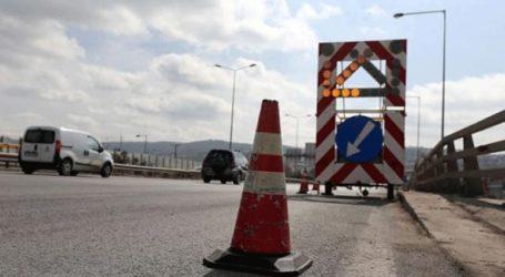 Κυκλοφοριακές ρυθμίσεις στην Ε.Ο. Αθηνών
